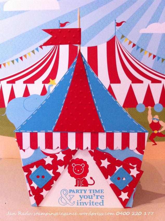 Circus Invitation for nice invitation example