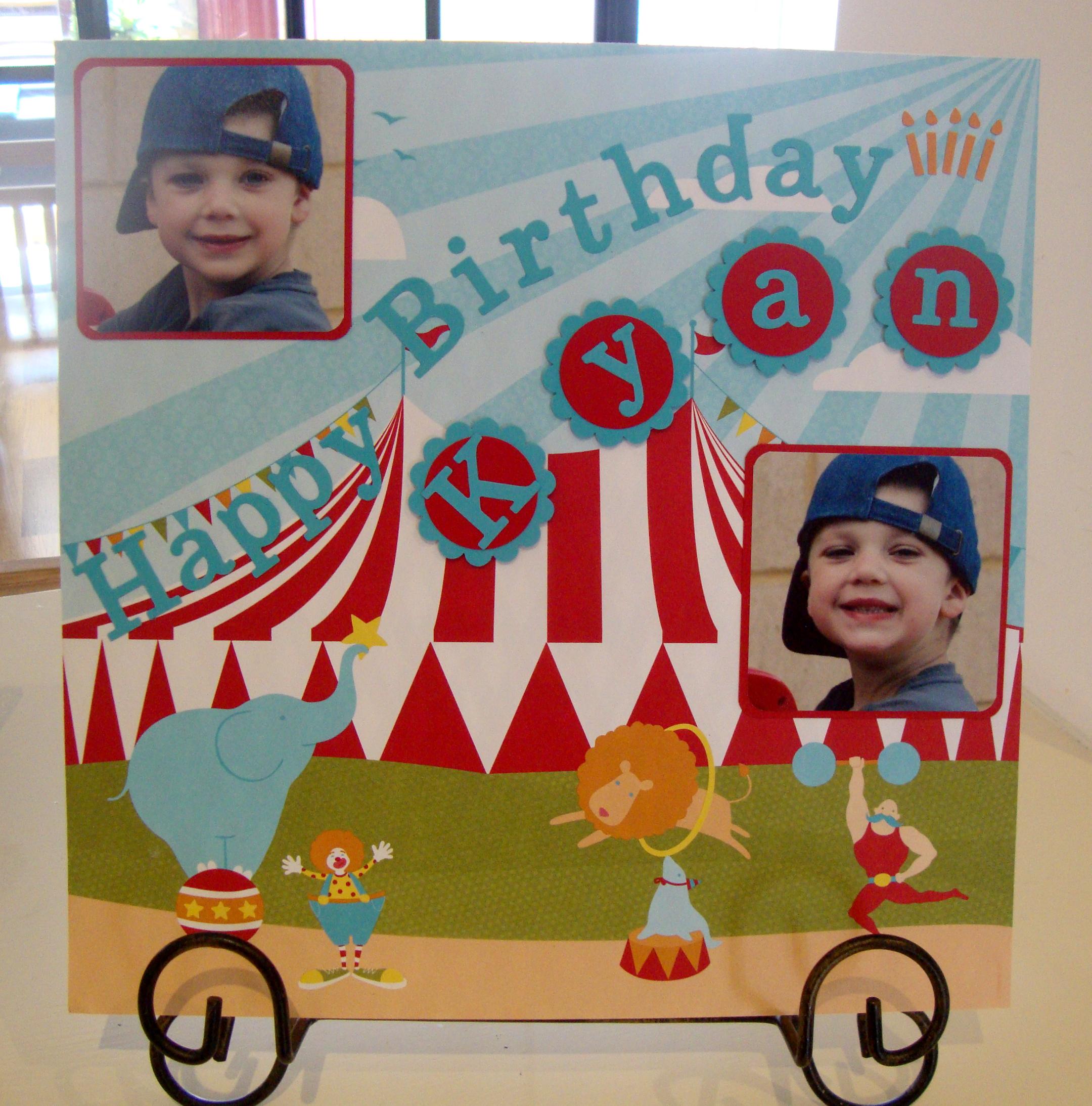 Scrapbook ideas for birthday - Scrapbook Ideas For Birthday 84