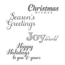 Joy to the World Stamp Set