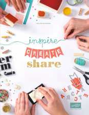 Inspire Create Share – Annual Catalogue